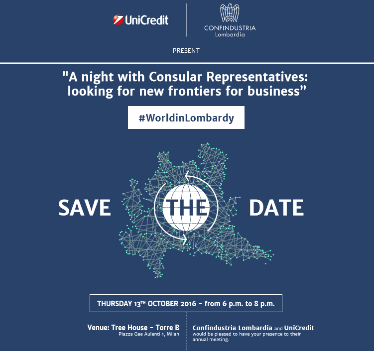 A night with Consular Representatives: looking for new frontiers for business