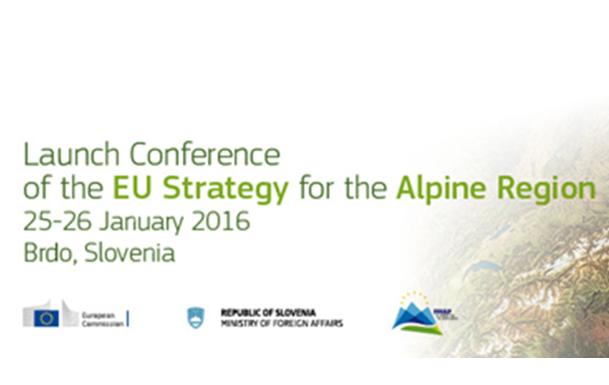 Conferenza di lancio della Strategia EUSALP