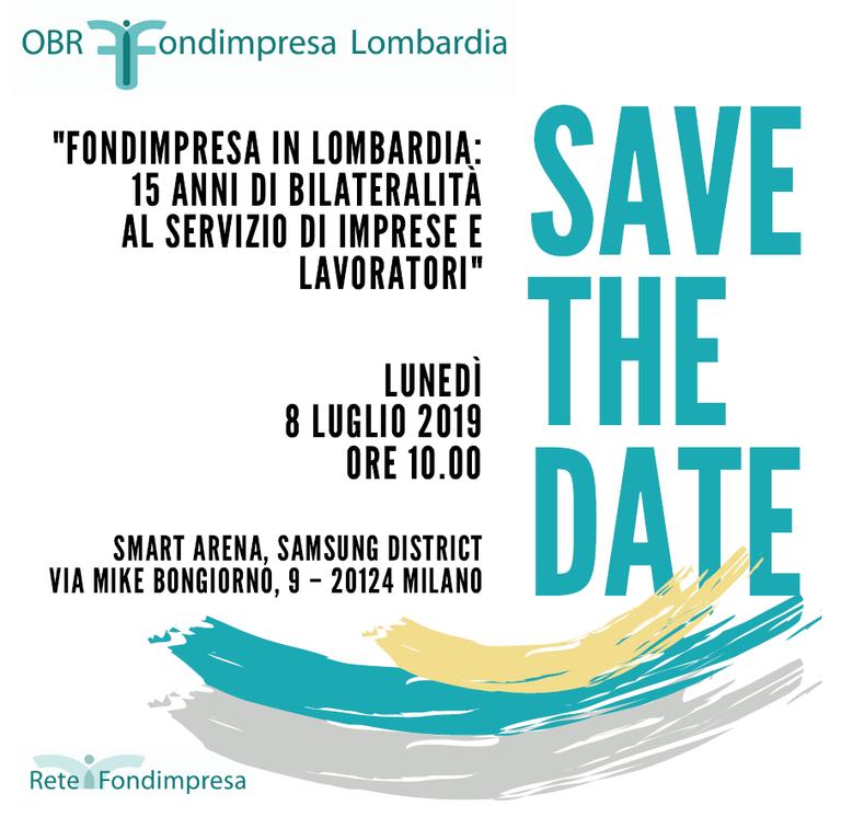 Fondimpresa in Lombardia: 15 anni di bilateralità al servizio di imprese e lavoratori