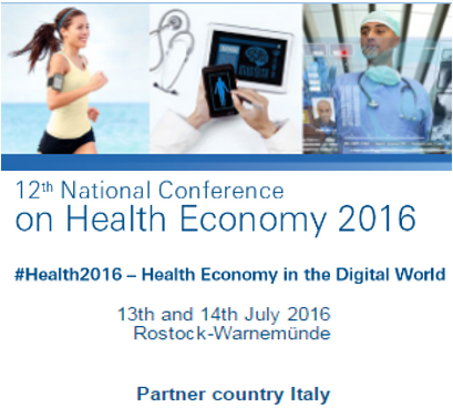 #health2016 - the health industry in the digital world