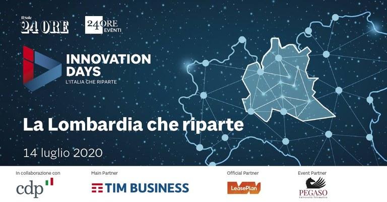 Innovation Days Lombardia