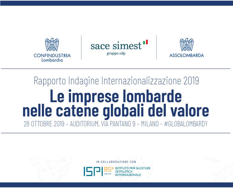 Le Imprese Lombarde nelle catene del valore globale