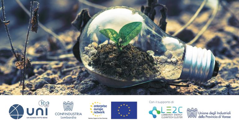 Le opportunità del nuovo programma LIFE: la normazione tecnica al servizio dell'innovazione