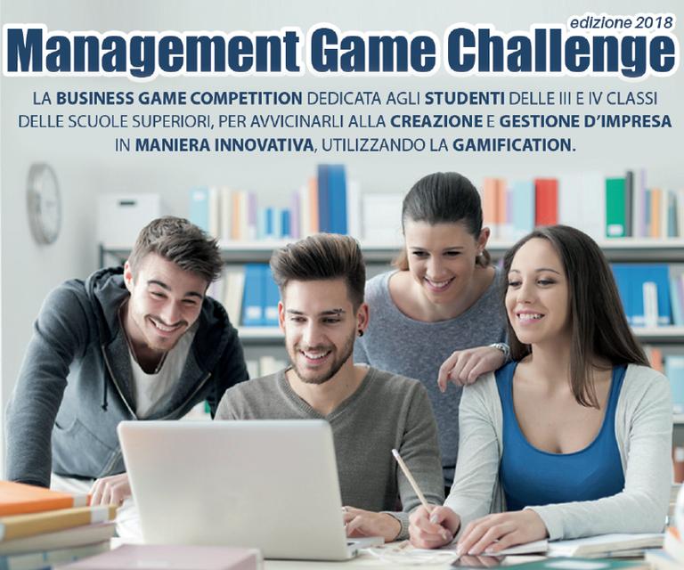 Management Game 2018 - Giornata di formazione