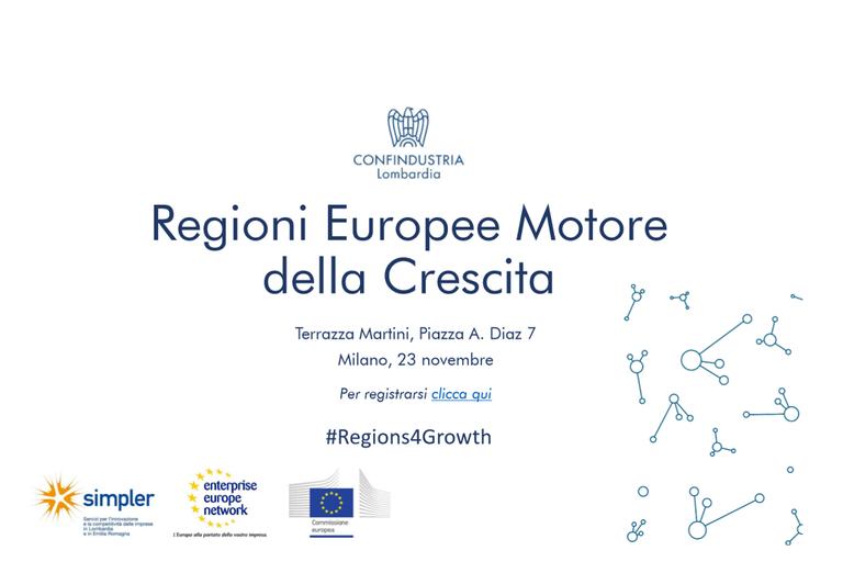 Regioni Europee Motore della Crescita