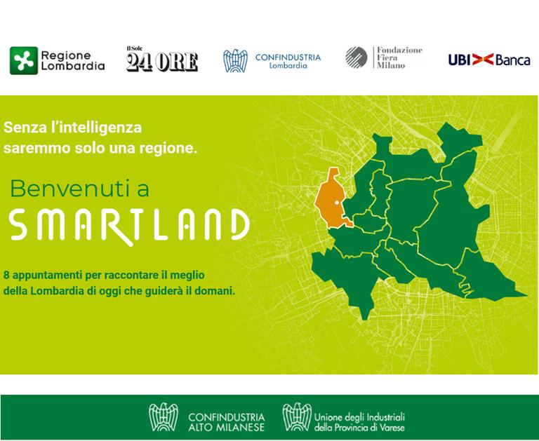 SMARTLAND - La Lombardia del futuro