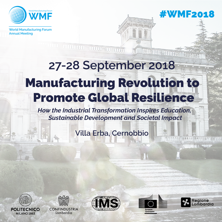World Manufacturing Forum - Annual Meeting