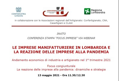 In Lombardia recupera la produzione industriale