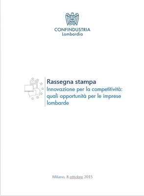 Innovazione per la competitività: quali opportunità per le imprese lombarde