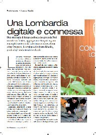Una Lombardia digitale e connessa