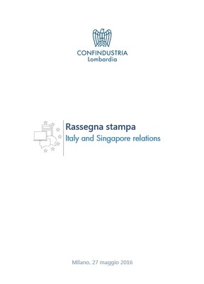 Italy and Singapore relations
