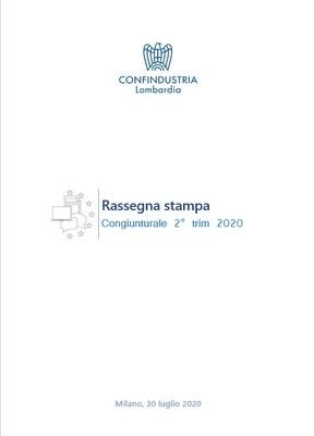 Lombardia, il tracollo della produzione industriale nel 2° trimestre 2020