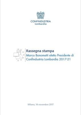 Marco Bonometti Presidente Confindustria Lombardia 2017-21