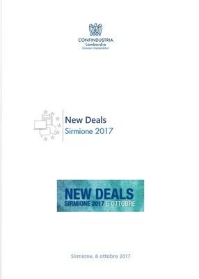 New Deals 2017