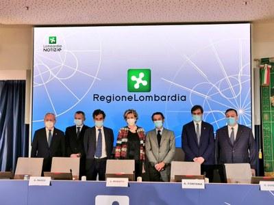 Presentazione Protocollo vaccini in azienda Lombardia