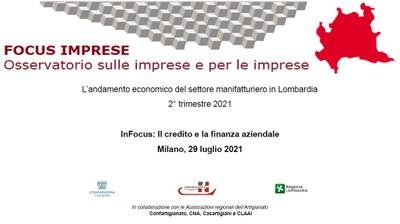 Produzione industriale in Lombardia ai livelli pre-covid