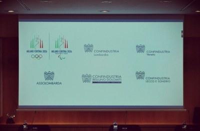 Protocollo Olimpiadi Milano Cortina 2026