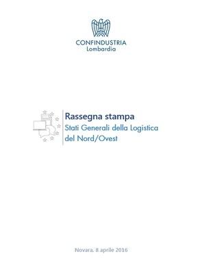 Stati Generali della Logistica del Nord/Ovest