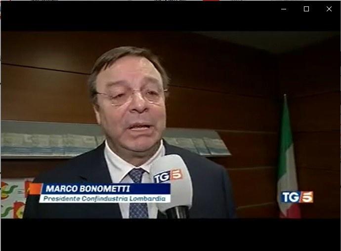 Il rallentamento della produzione industriale in Lombardia