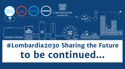 #Lombardia2030 Sharing the Future