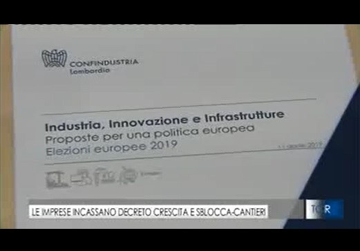 Riforme per l'Europa - TGR Rai Lombardia