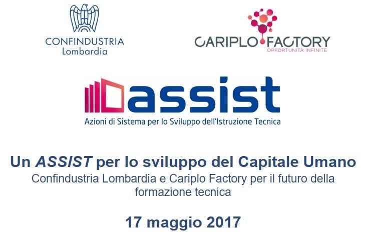 Un ASSIST per lo sviluppo del Capitale umano in Lombardia